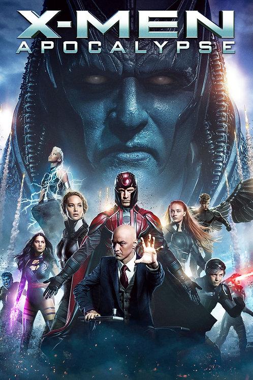 X-Men: Apocalypse (iTunes 4K)