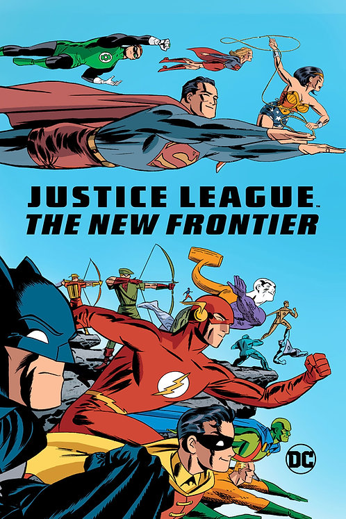 Justice League: The New Frontier (Movies Anywhere HD)
