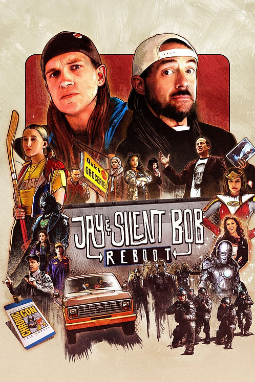 Jay and Silent Bob Reboot (VUDU HDX)