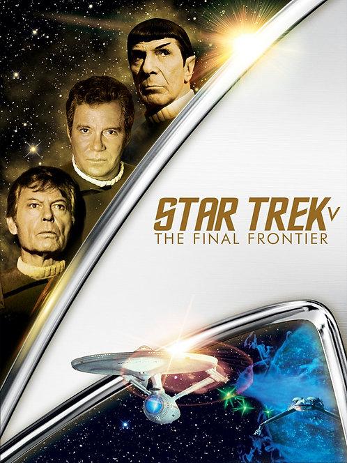 Star Trek V: The Final Frontier (iTunes HD)