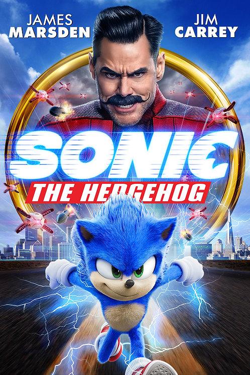 Sonic: The Hedgehog (iTunes 4K)