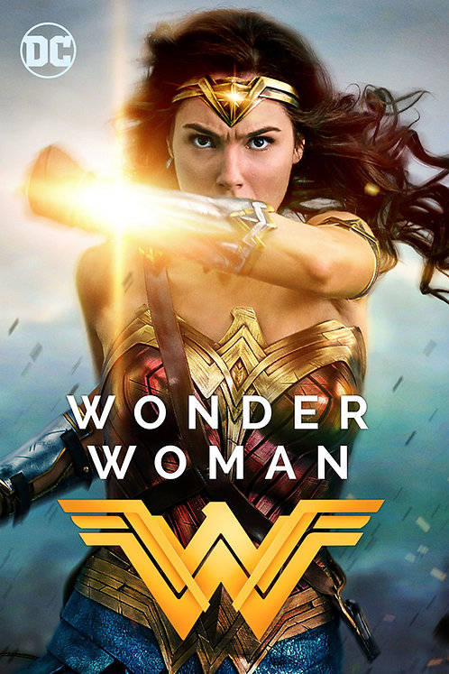 Wonder Woman (VUDU 4K)