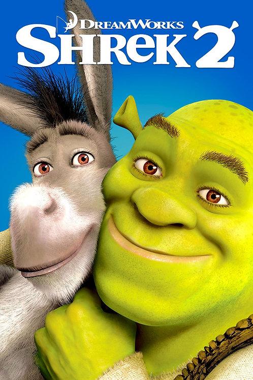Shrek 2 (Movies Anywhere HD)