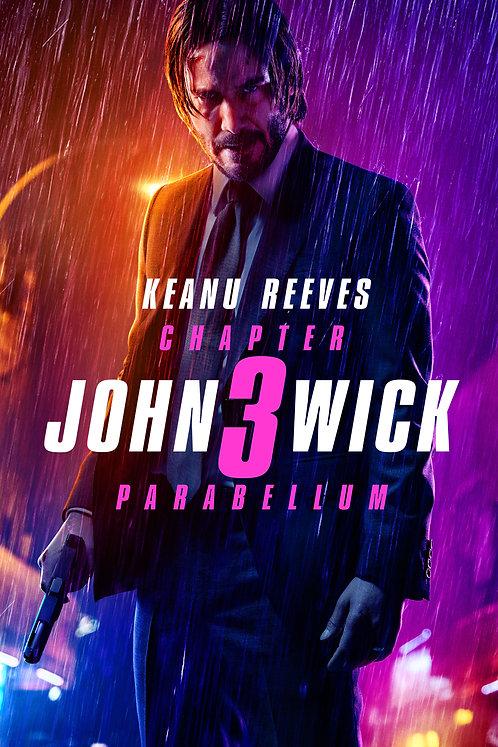 John Wick 3: Parabellum (VUDU 4K)