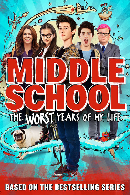 Middle School: The Worst Years of My Life (VUDU HDX)