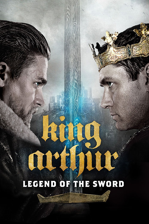 King Arthur: Legend of the Sword (Movies Anywhere HD)