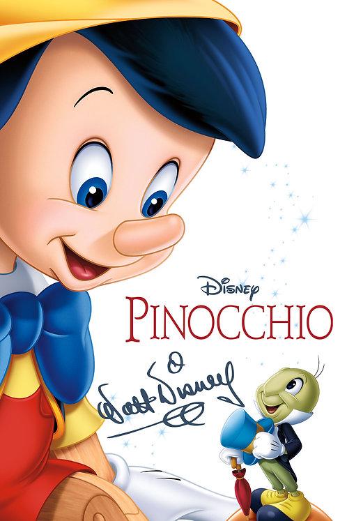 Pinocchio (iTunes HD)