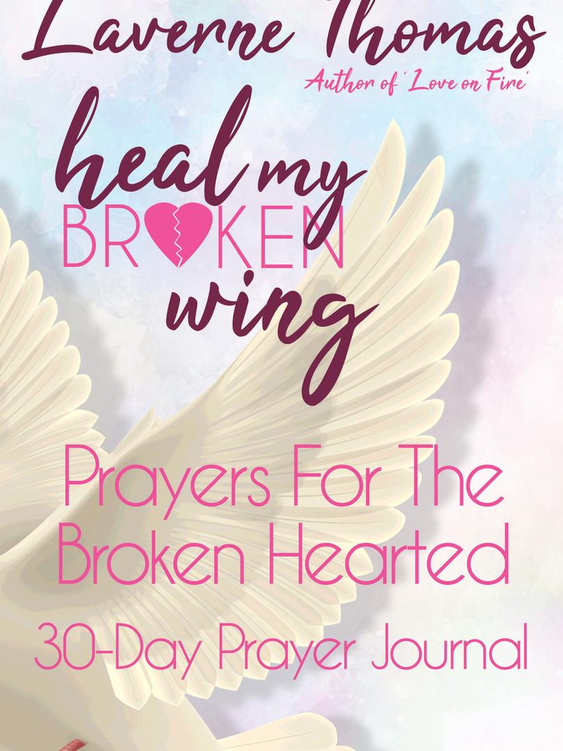 Heal My Broken Wing Journal