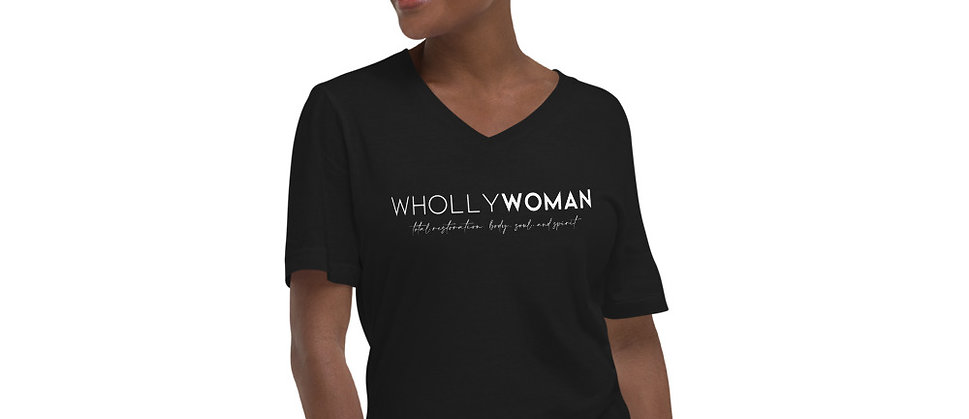 Wholly Woman 2021 BLK
