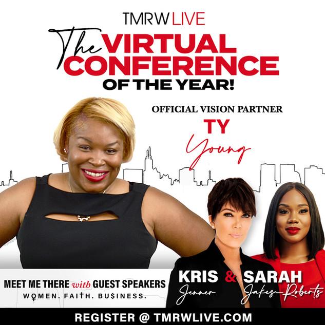 TMRW Live Conference