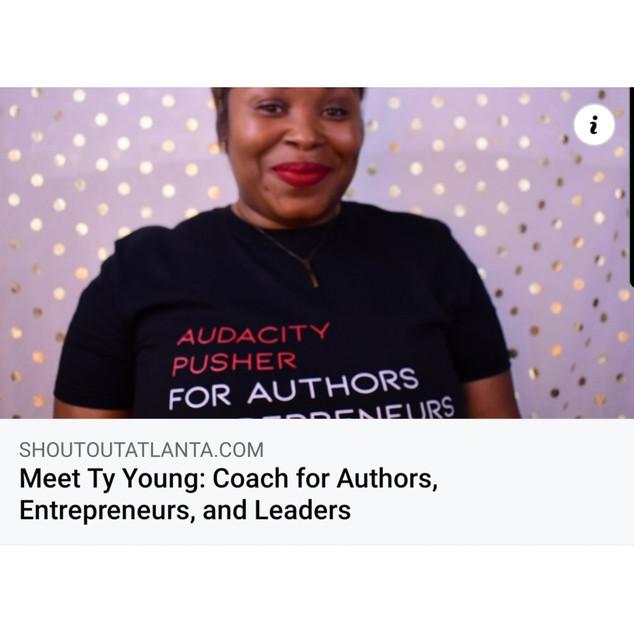 Shoutout Atlanta Interview