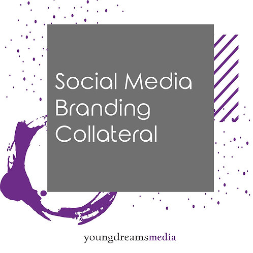 Social Media Branding Collateral