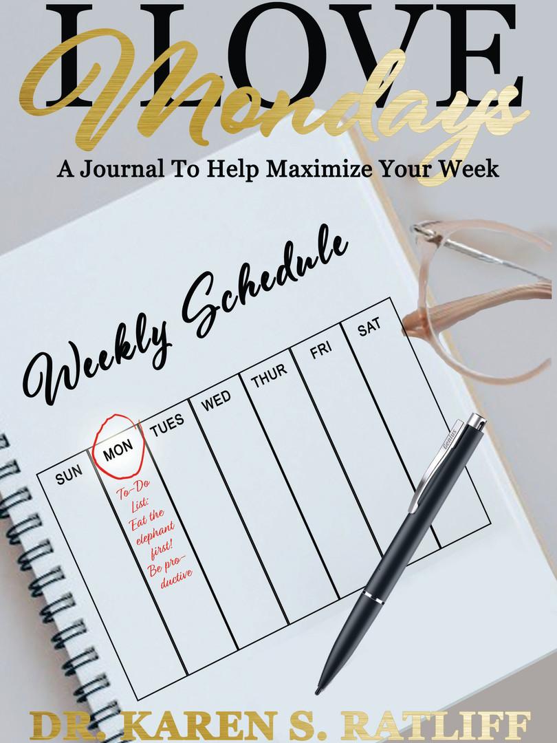 I Love Mondays - Journal