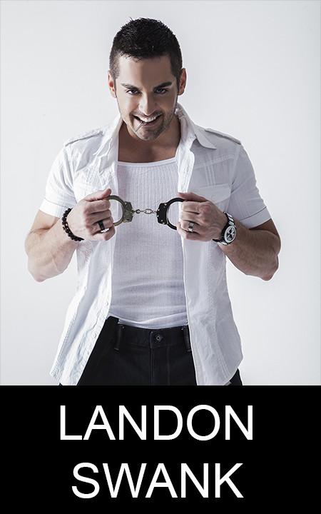 Landon swank, americas got talent, magicien, magicien dangeureux