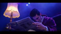 spectacle de noel, magicien bordeaux, lecture journal