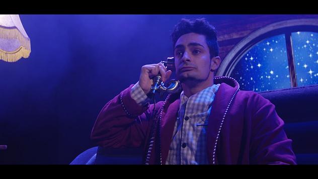 spectacle de noel, téléphone magique