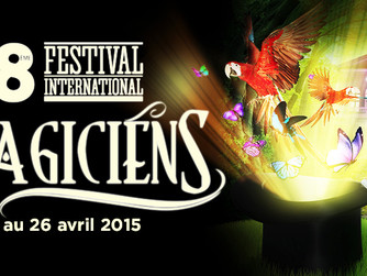 28eme Festival International des Magiciens