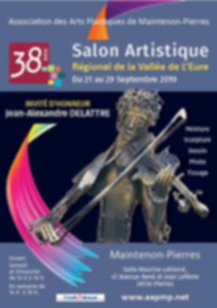 AAPMP_Affiche_38eme_Salon_Artistique_Rég