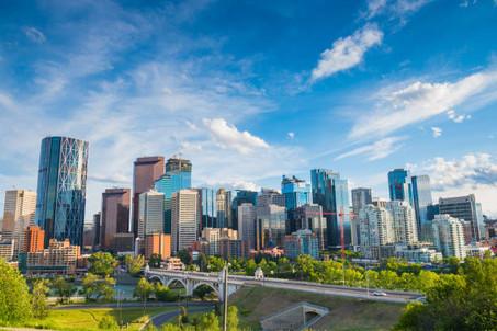 This is Calgary, Alberta
