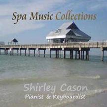 Shirley Cason - Spa Music Collection album