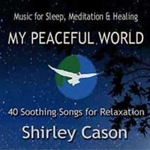 Shirley Cason - My Peaceful World album
