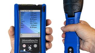 DirectSense II User-Configurable Multi-Parameter IAQ, Toxic Gas Probes