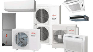 Halcyon Residential Mini-Splits - Single and Multi-Zone Systems