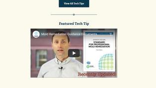 IAQA Tech Tip Videos