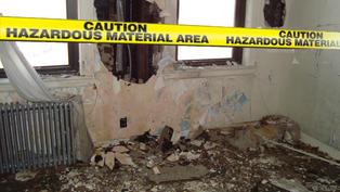 Hazardous Material Surveys & Inspections (Asbestos, Lead, PCBs, etc.)