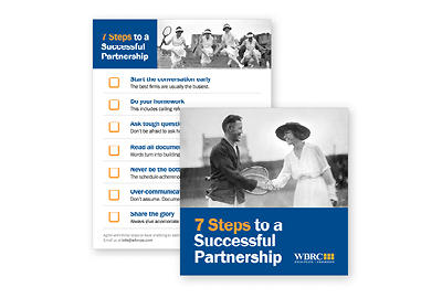 7 Steps to Successful Project Partnerships