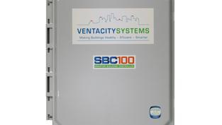 SBC100 Smarter Building Controller - BACnet ready BMS
