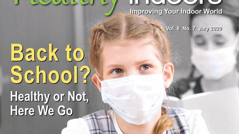 Get Your FREE Subscription to Healthy Indoors Magazine NOW!