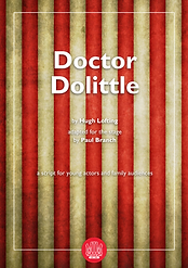 doctor dolittle youth theatre script
