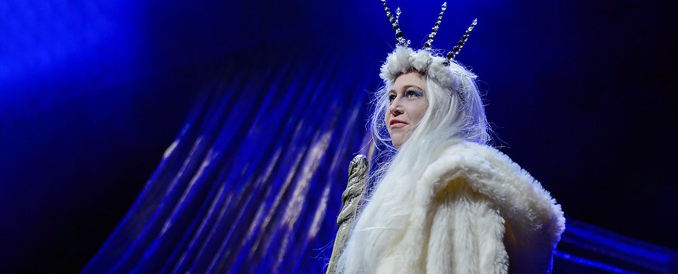 The White Witch from The Lion, the Witch and the Wardrobe