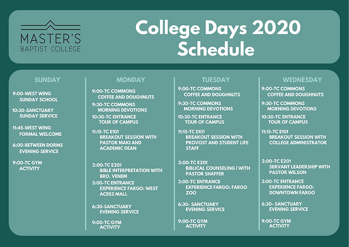 College Days 2020 Schedule.png