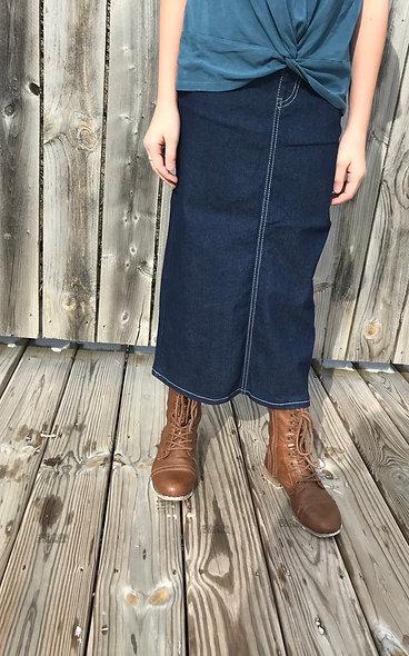 The Ella Straight Little Girls Skirt