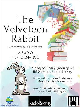 Velveteen Rabbit - Radio Show