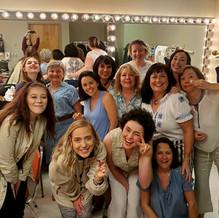 Mamma Mia Backstage