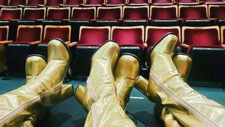 Boots Mamma Mia