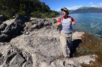 Trrekking por el lago