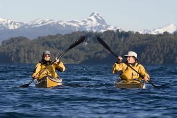 Excursiones de kayak