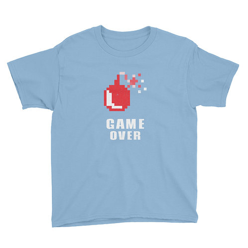 Game Over - Kids Tee