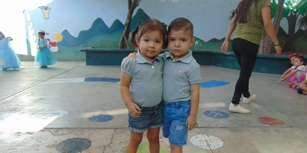 Día de Twins (Kinder)