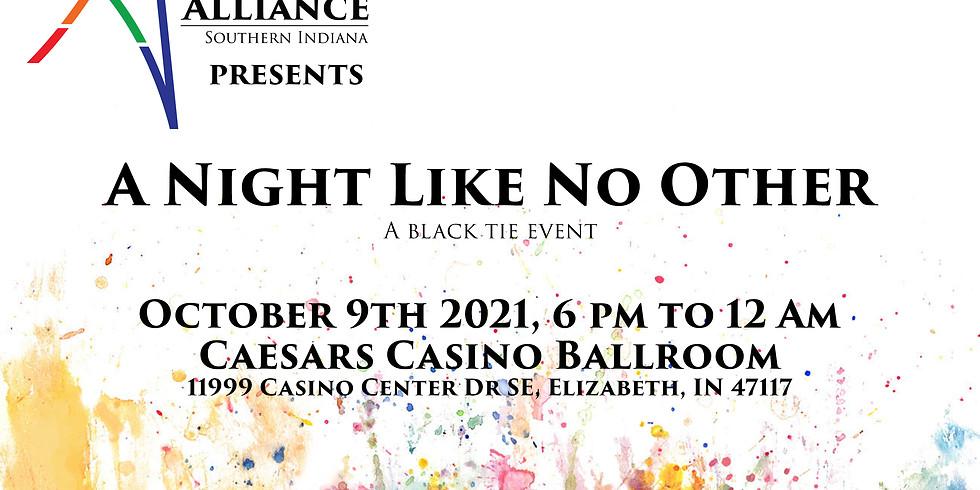 A Night Like No Other - Arts Alliance Gala 2021