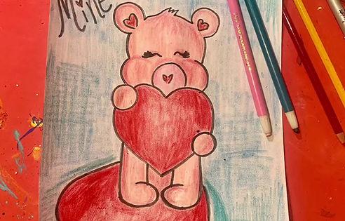 Be Mine Bear!