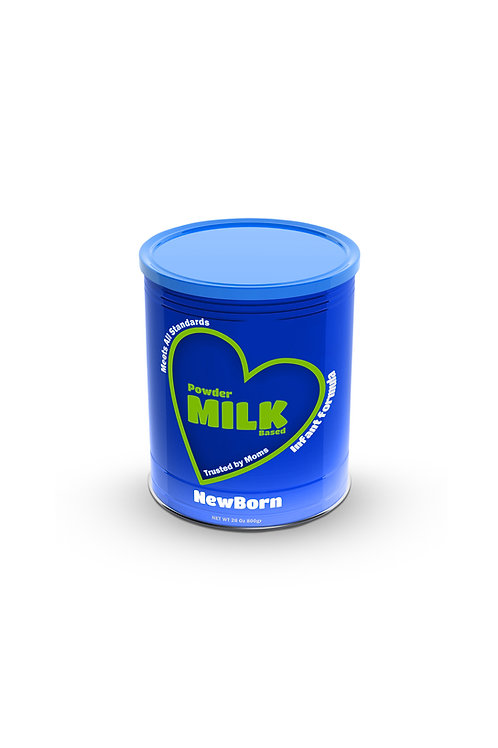 Milk-Based Infant Formula Powder 12.5 oz.