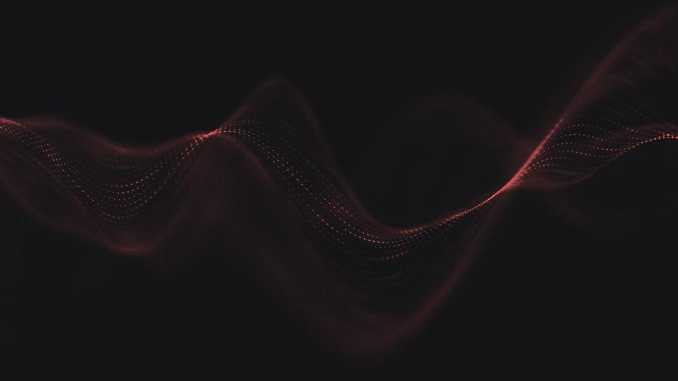 Vide de fondo con forma de onda