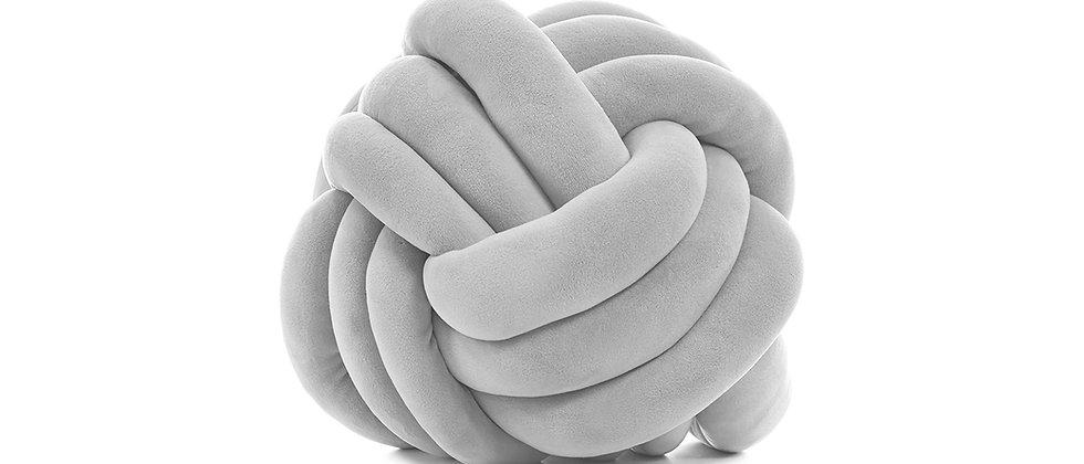 Gray Decorative Cushion