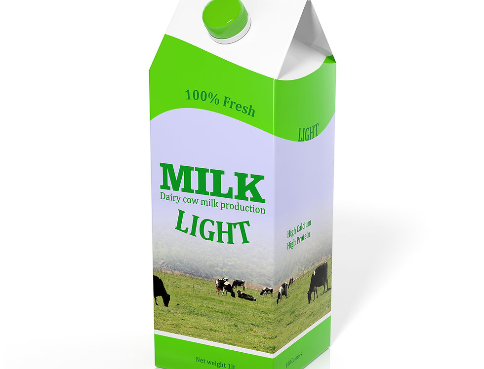 2% Reduced Fat Milk, 64 oz.