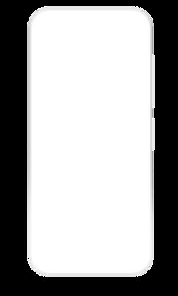 Blank Mobile Phone